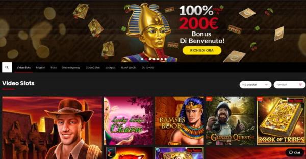 Selectbet casino online