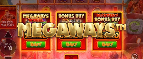 Slot Megaways by Selectbet