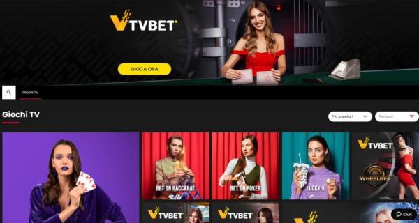 selectbet TVBET games
