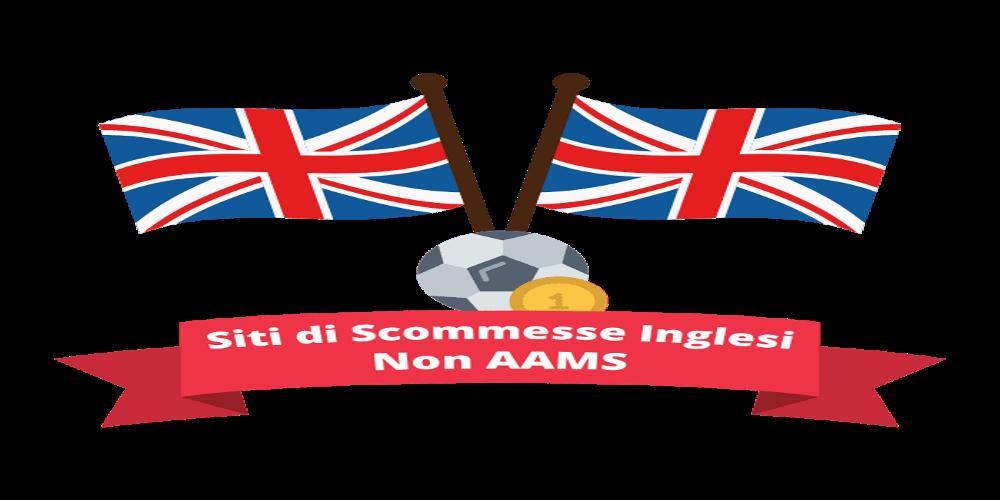 Siti scommesse inglesi (non AAMS)
